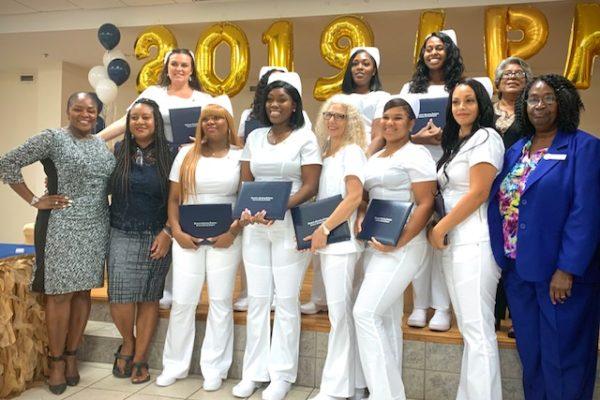 Class 7 -LPN Graduates, Brevard Nursing Academy Dec 2019